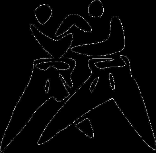 柔道のイメージ図