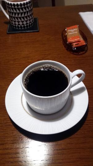 ブラジル豆のコーヒー