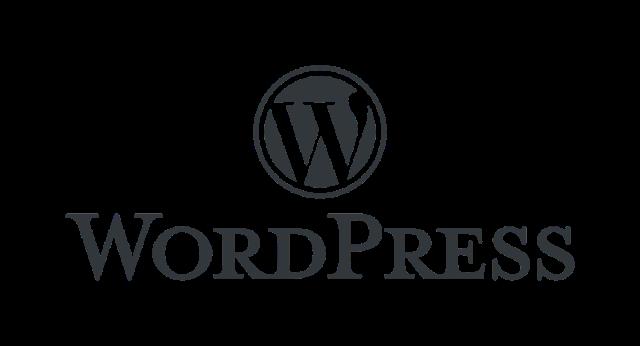 WordPress の公式ロゴ画像(背景透明版)