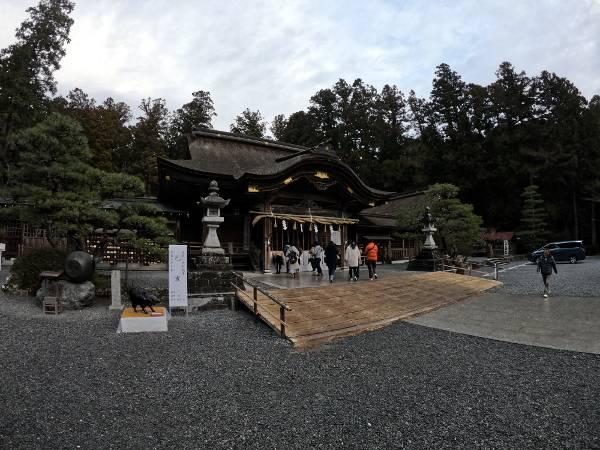 小國神社です。